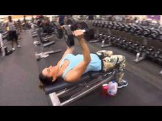 Dumbbell Full Body Workout 2   Fitness Food Diva