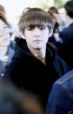 BTS @ 150209 Incheon Airport otw to Japan for BTS Wake Up Concert