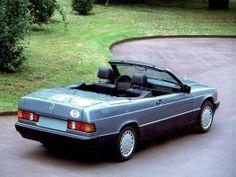 OG | Mercedes-Benz 190 Cabriolet - W201 | Prototype