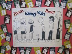 Library - bulletin board