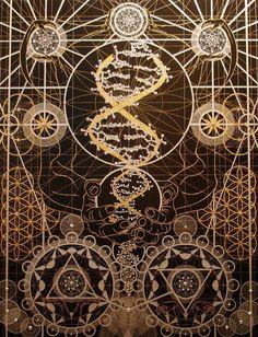 Hexkaba / Sacred Geometry <3
