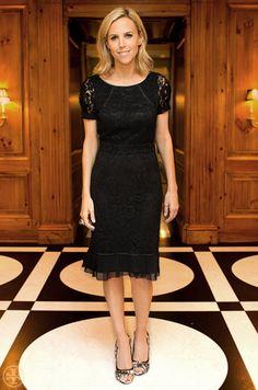 Tory On: The Little Black Dress