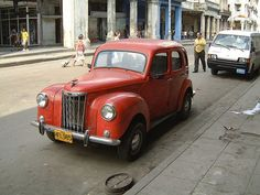 Ford Prefect (Austin A40 Devon)