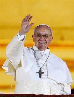 New Pope elected Jorge Mario Bergoglio, Francis I