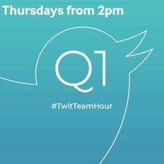 Weekly Twitter Chat - Thursdays from 2 pm until 3 pm.   #Twitter #TwitterChat #Business #BusinessChat #WeeklyChat Power Forward, 3 Pm, West Midlands, Digital, Twitter, Business, Blog, Blogging, Store