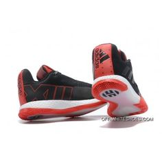 ee2f6348ab38 Adidas Harden Vol. 3 Black Red Best