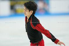 Takahiko Kozuka (JPN), OCTOBER 5, 2013 - Figure Skating : Daisuke Takahashi of Japan performs during Japan Open 2013 at Saitama Super Arena,...