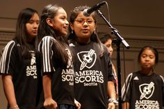 Student poet/athletes take the stage for performances of their original poetry in this annual event, a culmination of America Scores Seattle's fall season. Event details: http://www.townhallseattle.org/america-scores-seattle-presents-turn-it-up-12th-annual-poetry-slam/