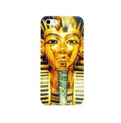 Pharaoh Phone Case - iPhone 6 Plus Case - iPhone 6 case - iPhone 5 Case Samsung Galaxy S3 S4 S5 S7