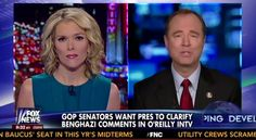 Megyn Kelly Battles Dem Rep. Over Benghazi 'Conspiracy' Theories: 'Four Americans Are Dead, Sir'