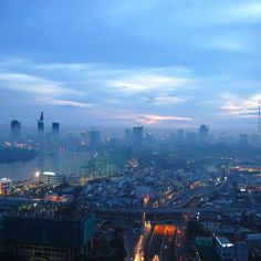 Saigon, Vietnam / photo by John Boardley
