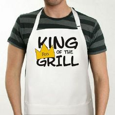 Is your dad the King of the Grill?