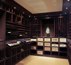 Basement Wine Cellar Ideas | Intoxicating Design: 29 Wine Cellar And Storage Ideas For The ...