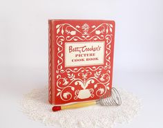 Vintage Betty Crocker's Picture Cook Book by TheHeirloomShoppe $26