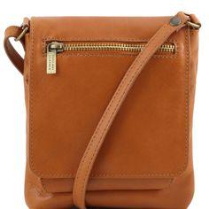 Sasha Unisex soft leather shoulder bag 28a37110a87