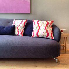 Cushions on our jumbo