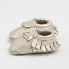 Platinum - Leather Moccasins for Kids | Kids Shoes | Freshly Picked #KidsFashion