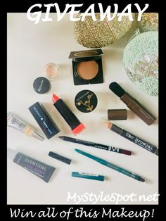 #GIVEAWAY: #Win a Bunch of Makeup + a TON of Other #Giveaways  #makeup #beauty #cosmetics #hoppyeaster #contest #sweeps #beautyblog #beautygiveaway #blush #itCosmetics #bhCosmetics #toofaced #thebrowgal #covergirl #dermstore #kokieCosmetics http://mystylespot.net/win-cosmetics/