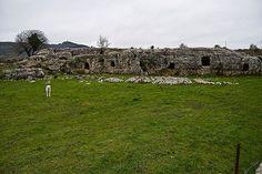 necropoli di Museddu e Tennero -Cheremule (SS)