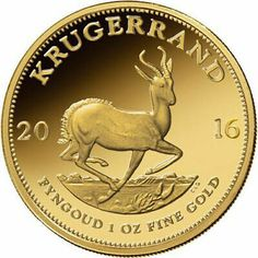 2016 1 oz South African Gold Krugerrand Coin (BU) Listing in the Other,Gold Bullion,Bullion & Bars,Coins & Banknotes Category on eBid United States