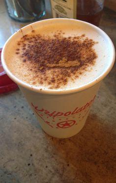 rude latte art