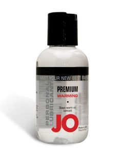 Enhance your sense of pleasure with this silicone warming lubricant! System JO Warming Personal Lubricant is long lasting, odor and fragrance free. It will never be sticky or tacky, leaving your skin feeling silky and smooth. It is nontoxic, non-allergenic, and does not block your pores. It is 100% latex safe and manufactured under strict U.S. FDA guidelines.