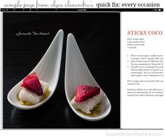 Thermomix ebook & cookbook: Quick fix every occasion