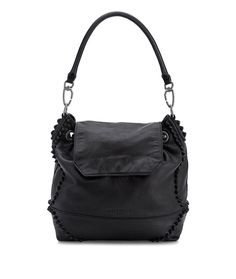 Liebeskind Berlin Double Sakai F7 Shoulder Bag Nairobi Black