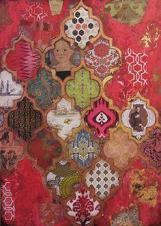 PaperArtsy: 2016#15 Patterns {Challenge}