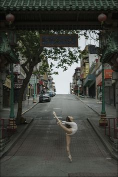 Miko - Chinatown, San FranciscoBodysuit by wolfordfashionFollow the Ballerina Project on Facebook, Instagram, YouTube, Twitter & PinterestFor information on purchasing Ballerina Project limited edition prints.