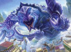 Casual Encounters- Kraken new deck ideals for Journey into Nyx – Golgari Dredge and Mono-Blue Kraken [Budget Standard]
