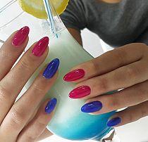 Paznokcie hybrydowe - Stylowi.pl - Odkrywaj, kolekcjonuj, kupuj Nails, Beauty, Finger Nails, Ongles, Beauty Illustration, Nail, Nail Manicure