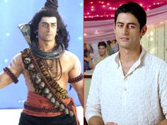 Mohit Raina talks about his role as Mahadev!
