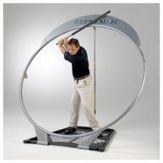 Training your Golf Swing