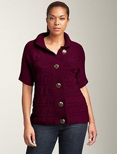 Great colour, although I may be close to maxing out the number of sweaters one can buy in one season.