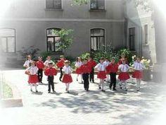 Dans popular stilizat - Hop-şa-şa - G.P.N. Nr. 4 Albinuța Rădăuți - Fest...