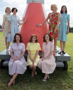 'The Astronaut Wives Club:' Get Prepped for Launch