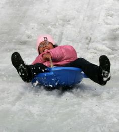places to sled in boston!