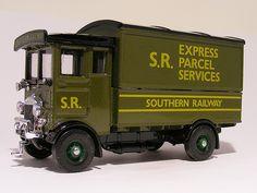 AEC 508 forward control 5 Ton Express Parcel Services Railway Corgi These are for sale by https://www.speelgoedenverzamelshop.nl/modelautos_en_auto_curiosa/schalen/1:32_-_1:63/aec_508_forward_control_5_ton_express_parcel_services_railway_corgi_5884.html