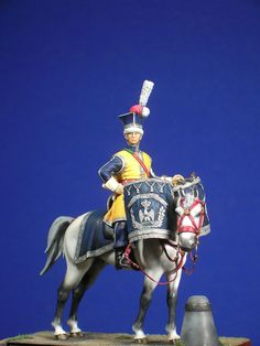 Troops, Soldiers, Military Figures, Military Modelling, Napoleonic Wars, Drummers, Vignettes, Diorama, Kettle