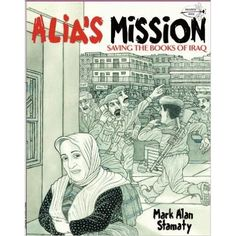 Alia's Mission: Saving the book of Iraq