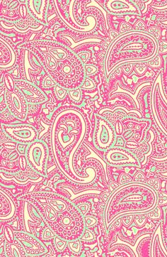 PAISLEY PATTERN 1 - for iphone Art Print by Simone Morana Cyla | Society6