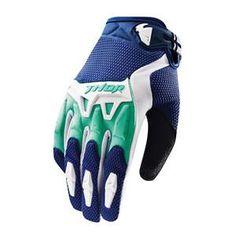 Thor Motocross Womens Spectrum Gloves