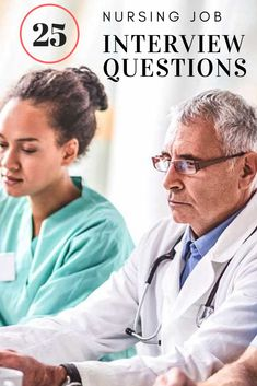 The interview for nursing positions is very intense. Go through some common questions that can be asked during the interview. You will have to be confident and honest while answering the questions asked by the interviewer. Leadership Interview Questions, Interview Tips For Nurses, Popular Interview Questions, Interview Advice, Interview Questions And Answers, Job Interviews, Career Advice, Nursing Jobs, Nursing Scrubs
