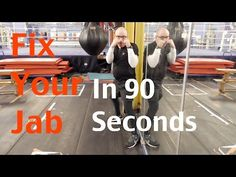 3 Ways to Feint in a Fight - 90 Second Boxing Tips - YouTube