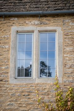 Steel 12mm Double Glazed Windows with Applied Leads