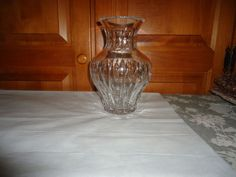 """Marquis By Waterford 8.25"""" Sheridan Vase. #MarquisByWaterford"""