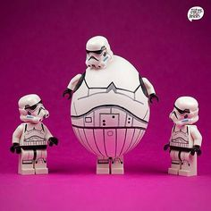 """""""Easter Trooper"""" Congratulations to the LEGO HUB Photographer of the Day: . ..."""