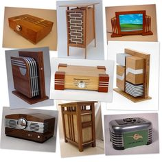 Jeffrey  Stephenson has an amazing talent for design, particularly when he merges wood and found-objects with PC case design