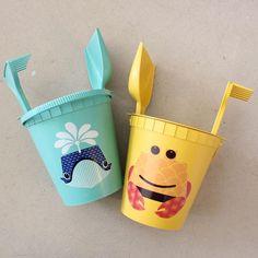 Coq en Pate Beach Bucket Fun – Shorties Childrens Store